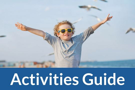 """Activities Guide"" cover"