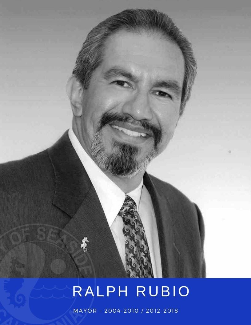 Photo of Mayor Ralph Rubio