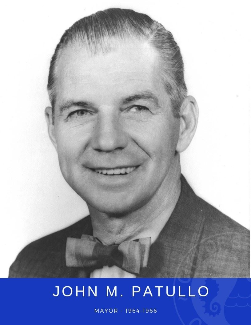 Photo of Mayor John Patullo